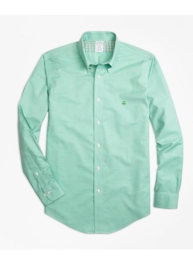 Brooks Brothers Gömlek Yeşil